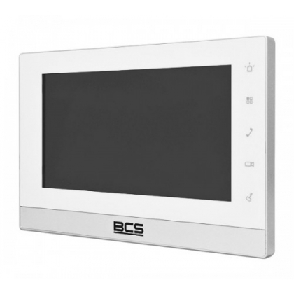 BCS-MON7200W-2W Monitor wideodomofonowy dla systemu 2-przewodowego