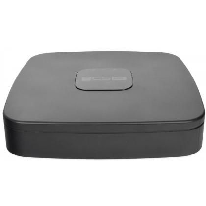 BCS-XVR04014M-E BCS rejestrator 4 kanałowy HDCVI/AHD/TVI/ANALOG/IP