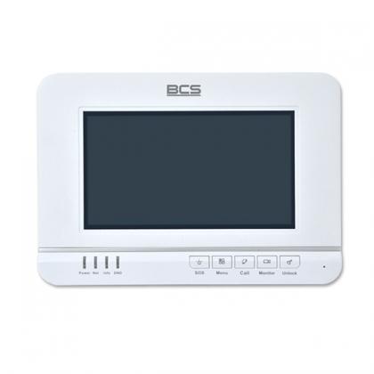 BCS-MON7101W Videomonitor IP
