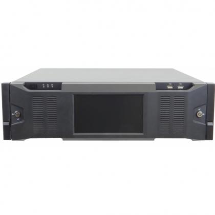 BCS-NVR12816DR-4K-II BCS Pro rejestrator sieciowy 128 kanałowy 4K
