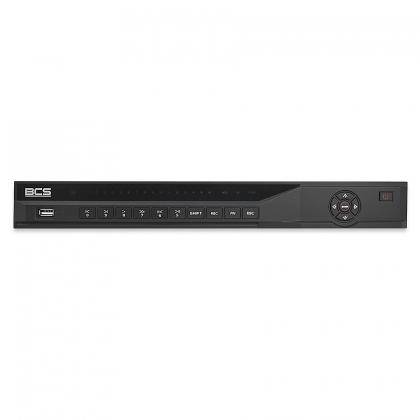 BCS-XVR08014KE-II BCS Line rejestrator 8 kanałowy 5w1 4K