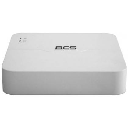 BCS-P-SNVR0801-E BCS Point rejestrator 8 kanałowy IP