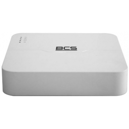 BCS-P-SNVR0401-E BCS Point rejestrator 4 kanałowy IP SMART