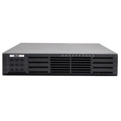 BCS-P-NVR6408-4KR-II BCS Point rejestrator 64 kanałowy IP