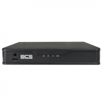 BCS-P-NVR0801-8P-E