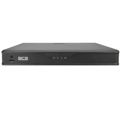BCS-P-NVR0902-4K-E BCS Point rejestrator 9 kanałowy IP do 8Mpx