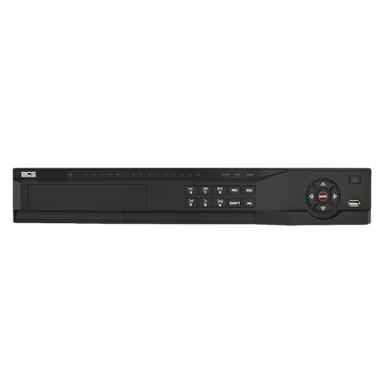 BCS-NVR1604-4KE-P-Ai BCS Pro rejestrator 16 kanałowy IP 4K AI PoE x16