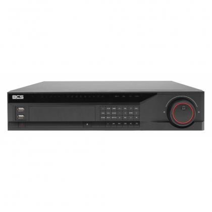 BCS-NVR3208-4KE-AI BCS Pro rejestrator sieciowy 32 kanałowy IP 4K AI