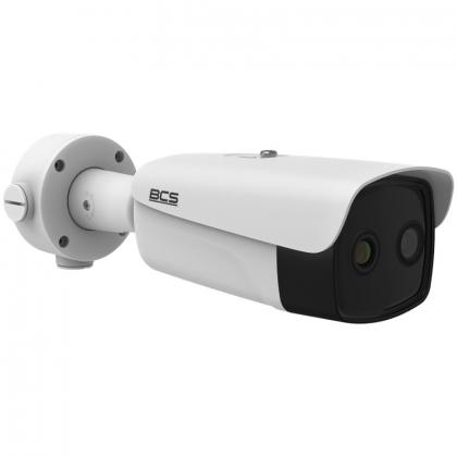 BCS-V-TI432IR5-TTW-10 BCS View kamera dwuprzetwornikowa IP z pomiarem temperatury 4Mpx IR 50m WDR