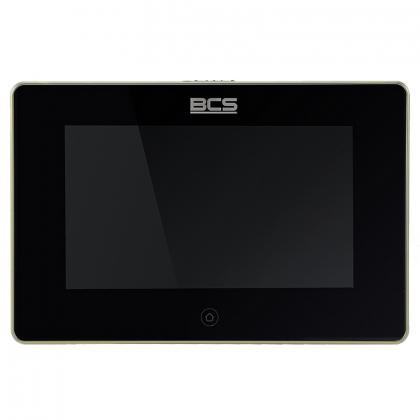 "BCS-MON7300B-S BCS Line panel wewnętrzny 7"""