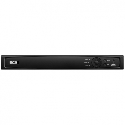 BCS-V-NVR0802-4K-Ai BCS View inteligentny rejestrator IP 8 kanałowy do 12Mpx