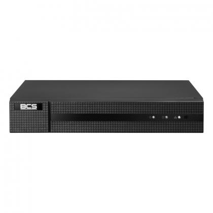 BCS-B-XVR0401-5M(II) BCS Basic rejestrator 4 kanałowy 5w1 do 8Mpx