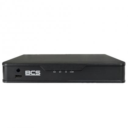 BCS-P-NVR0801-4K-II BCS Point rejestrator 8 kanałowy IP