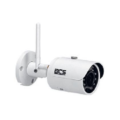 BCS-L-TIP1-2MIR3-F-WIFI BCS Line kamera tubowa IP 2Mpx IR 30M
