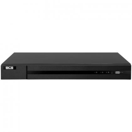 BCS-B-XVR1602-4KE(II) BCS Basic rejestrator 16 kanałowy 5w1 do 8Mpx