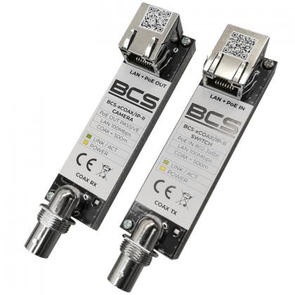 BCS-COAX-IP-II
