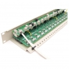LSO-16R-FPS Panel połączeniowy z separacją i dystrybucją zasilania