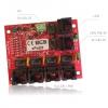 xPoE6 - 6 portowy (4 porty PoE) niezarządzalny switch PoE dedykowany do CCTV