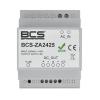 BCS-ZA2425 Dedykowany zasilacz do systemu videodomofonowego IP BCS