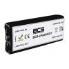 BCS-xPoE4/EXT extender sygnału ethernet dla kamer IP PoE