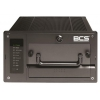 BCS-NVR0402C-P-III BCS przenośny rejestrator sieciowy 4 kanałowy IP
