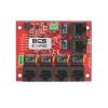 BCS-SP0406 Zestaw PoE 24V dla 4 wideomonitorów IP w obudowie wewnętrznej