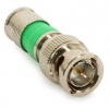 Złącze BNC Platinum zaciskane na kabel CAMSET/RG-59